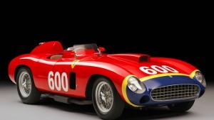 Die Ferrari-Aktie startet teuer