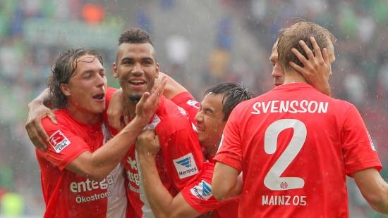 Mainz mischt bei den Großen mit: Punktgleich mit Dortmund, München, Leverkusen