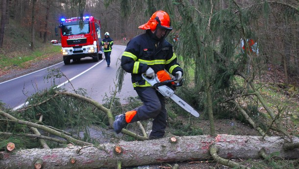 Feuerwehrmann in Niedersachsen verletzt