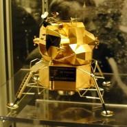 Erinnerungsstück an Neil Armstrong gestohlen: vergoldetes Modell der Apollo 11 in Wapakoneta