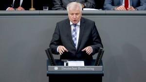 Abstimmung nach aufgeheizter Stimmung im Bundestag