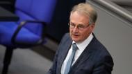"""""""Von Elementen lösen, die nicht auf dem Boden der freiheitlich-demokratischen Grundordnung stehen"""": der stellvertretende Vorsitzende der AfD-Bundestagsfraktion, Roland Hartwig"""