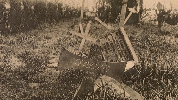 """Frühjahrsoffensive 1918: """"Ihr habt's gewollt!"""""""