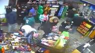 Fans plündern Tankstelle nach Super-Bowl