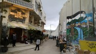 Streetart-Künstler Banksy eröffnet Hotel in Bethlehem