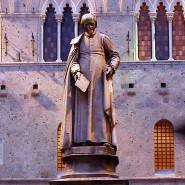 Bankgeschäfte mit Tradition: Zentrale der Monte dei Paschi in Siena
