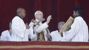 Papst warnt vor Zuspitzung in Jerusalem-Krise