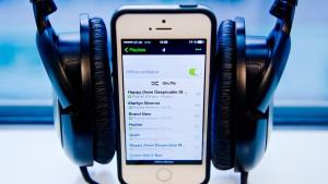 Spotify hat 50 Millionen Abo-Kunden