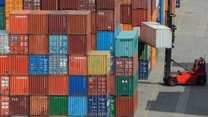Deutschland hat größten Exportüberschuss der Welt