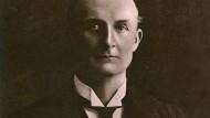 Sir Edward Grey, 1914.