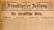 Frankfurter Zeitung 1914-11-10