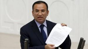 Türkischer Justizminister spricht Deutschland Recht auf Kritik ab