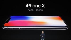 Apple zufrieden mit Vorbestellungen für iPhone X