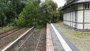 Züge zwischen Hannover und Berlin fahren erst ab Samstagnachmittag wieder