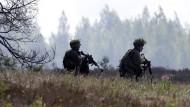 Nato stationiert tausende Soldaten in Polen und dem Baltikum