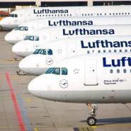 Da hilft nur umsatteln: Die Maschinen der Lufthansa könnten schon bald wieder am Boden bleiben.