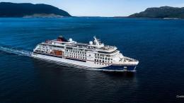 Kreuzfahrtschiffe irren auf Weltmeeren herum