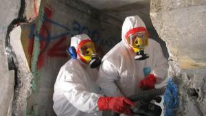 Der exotischste radioaktive Abfall Deutschlands