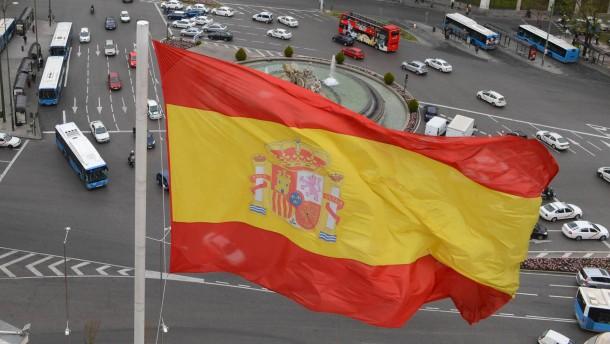 Spaniens Schuldenberg übersteigt Wirtschaftsleistung