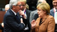 Europäer demonstrieren Geschlossenheit in der Flüchtlingskrise