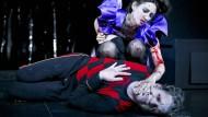 Ein Horrorpaar  in der Hölle der Zweisamkeit