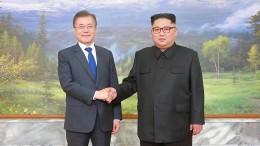 Kim bekräftigt: Ich will Trump treffen
