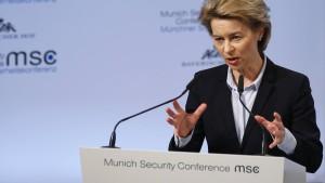 """""""Transatlantisch bleiben und europäischer werden"""""""