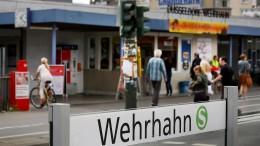 Bombenanschlag am Düsseldorfer S-Bahnhof bleibt unaufgeklärt