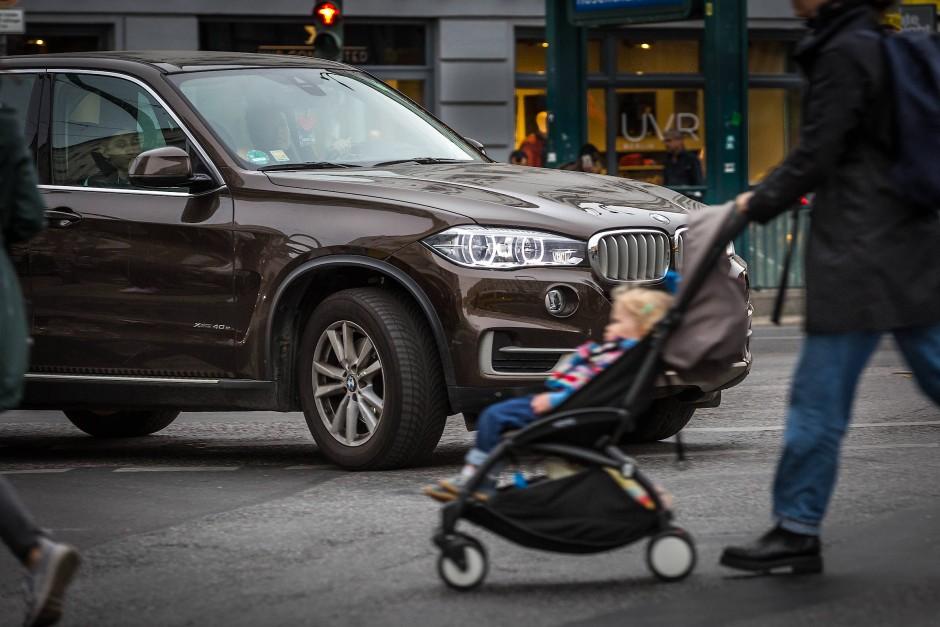 Bild zu: Höhere KfZ-Steuer: SUV-Fahrer müssen draufzahlen ...
