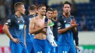 Hoffenheim glaubt an seine Chance