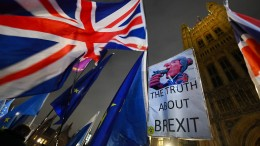 Ratlosigkeit nach Brexit-Niederlage