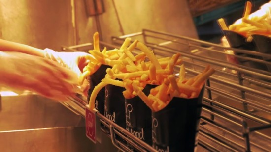 Burger im Namen der Volksrepublik