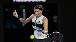 Kvitova erreicht als erste Tschechin seit 1991 das Finale