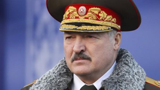 Lukaschenko ist jedes Mittel recht