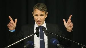 AfD-Spitze vergleicht Höcke angeblich mit Hitler