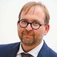 Universitätspräsident: Der Biologe Enrico Schleiff hat im letzten Wahlgang die nötigen Stimmen erhalten.