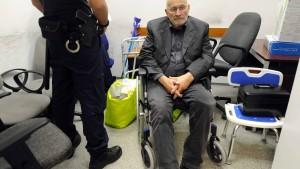 Neonazi und ehemaliges RAF-Mitglied Mahler kommt frei