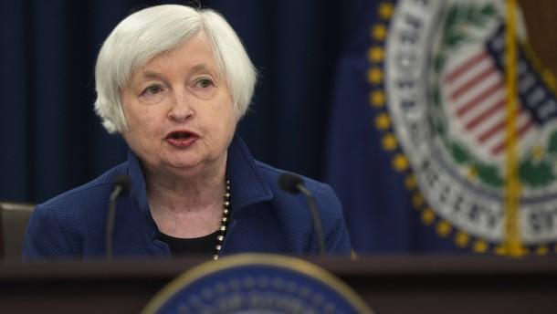 Trump will Rätsel um Yellen-Nachfolge bald lösen