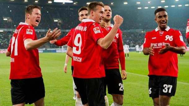 Hannover 96 gibt nicht auf