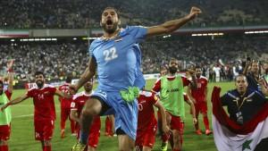 Südkorea und Saudi-Arabien für Fußball-WM qualifiziert