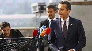 Österreichischer Bundeskanzler korrigiert Kurs gegenüber Türkei