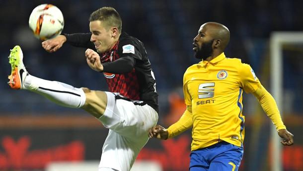 Freiburg mit kleinen Schritten in Richtung Bundesliga