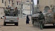 Leben im belagerten Ost-Ghouta