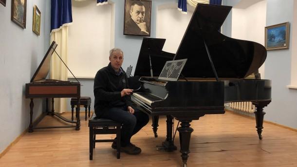 Russlands großartige deutsche Klaviere