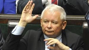 Kaczynski hält an umstrittener Justizreform fest