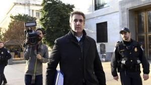 Trump schießt gegen Cohen zurück