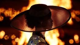 Auch Dior bleibt im Rhythmus