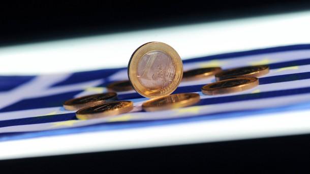 Griechenland ist mit 153 Sparmaßnahmen im Rückstand