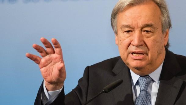 UN-Sicherheitsrat verabschiedet Resolution zu Waffenruhe