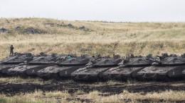 Russland warnt vor Destabilisierung wegen Golanhöhen